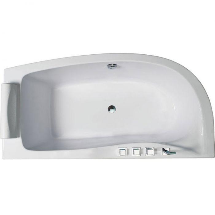 Bristol badekar 170x90 venstre