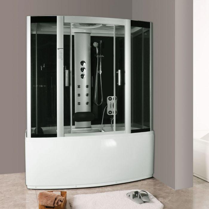 Andrea 3 massasjedusj/badekar 170x90 uten strøm