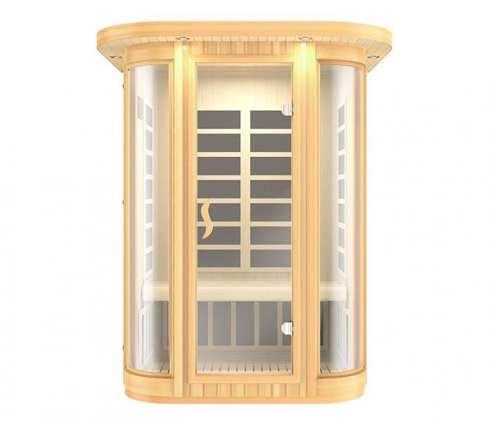 Dovre sauna lys, 2 personer