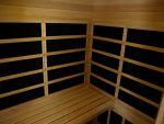 Nordkapp 2 sauna venstre, 3 personer