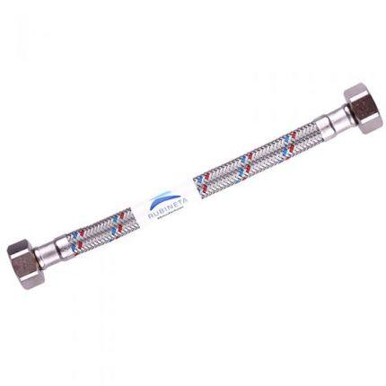 """Fleksible trykkslanger 120 cm FF 1/2"""" x 2"""