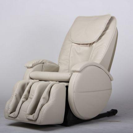 Carter Shiatsu massasjestol i off-white