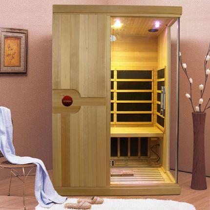 Nordkapp 2 sauna høyre, 3 personer